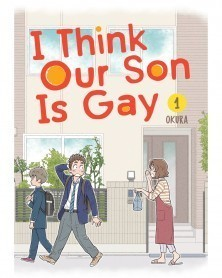 I Think Our Son Is Gay GN (Ed. em Inglês)