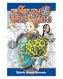 Seven Deadly Sins Vol.4 (Ed. em Inglês)