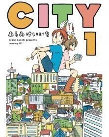City vol.1 (Ed. em inglês)
