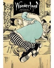 Wonderland Vol.3 (Ed. em inglês)