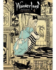 Wonderland Vol.4 (Ed. em inglês)