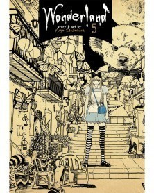 Wonderland Vol.5 (Ed. em inglês)