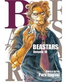 Beastars Vol.10 (Ed. em Inglês)