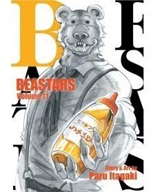 Beastars Vol.11 (Ed. em Inglês)