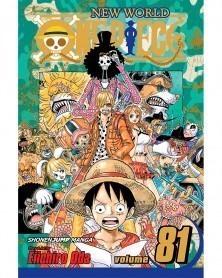 One Piece vol.81 (Ed. em Inglês)