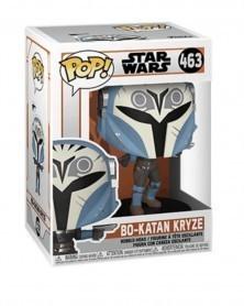 Funko POP Star Wars - Bo-Katan Kryze (463) caixa