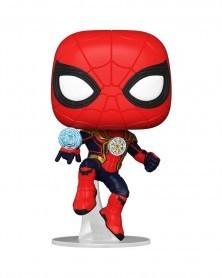POP Marvel - Spider-Man: No Way Home - Spider-Man (Integrated Suit)