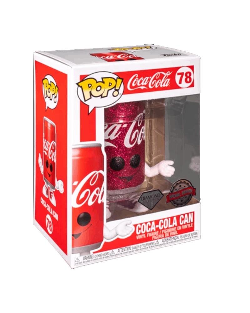 Funko POP Ad Icons - Coca-Cola Can (Diamond Glitter)