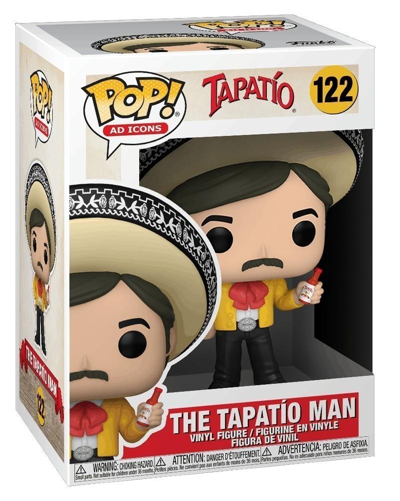 Funko POP Ad Icons - Tapatio Man c