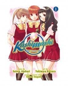 Kashimashi: Girl Meets Girl Vol.1 (Ed. em inglês)