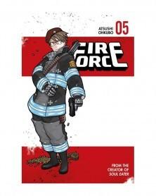 Fire Force Vol.5 (Ed. em Inglês)