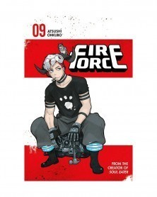 Fire Force Vol.9 (Ed. em Inglês)