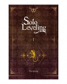 Solo Leveling Vol.1 Light Novel (Ed. em inglês)