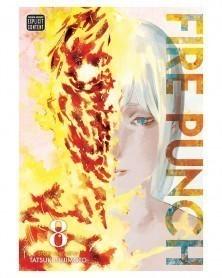 Fire Punch Vol.8 (Ed. em Inglês)