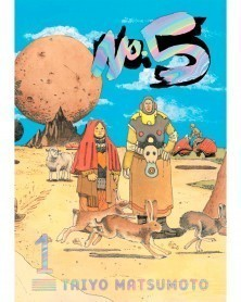 No.5 Vol.1 (Ed. em Inglês)