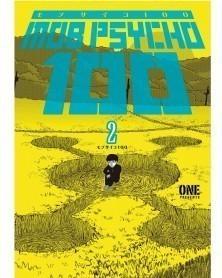 Mob Psycho 100 Vol.2 (Ed. em Inglês)
