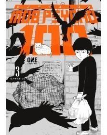 Mob Psycho 100 Vol.3 (Ed. em Inglês)