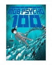 Mob Psycho 100 Vol.4 (Ed. em Inglês)