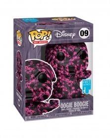 Funko POP Artist's Series - Nightmare Before Christmas - Oogie Boogie