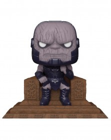 POP DC Movies - Zack Snyder's Justice League - Darkseid on Throne (Deluxe)