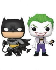 Funko POP Heroes - White Knight Batman & Joker (Special Edition)