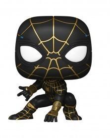 POP Marvel - Spider-Man: No Way Home - Spider-Man (Black & Gold Suit)