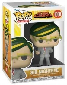 PREORDER! Funko POP Anime - My Hero Academia - Sir Nighteye caixa