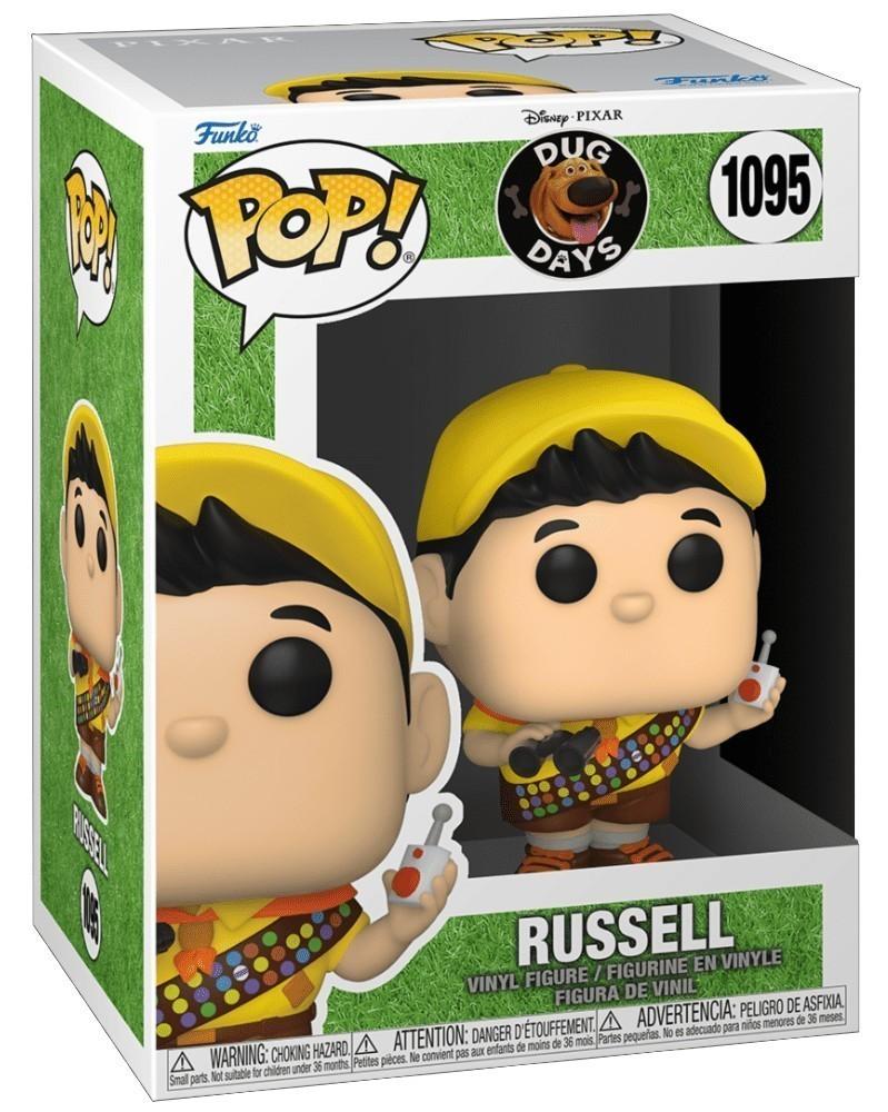 Funko POP Disney - Dug Days - Russel