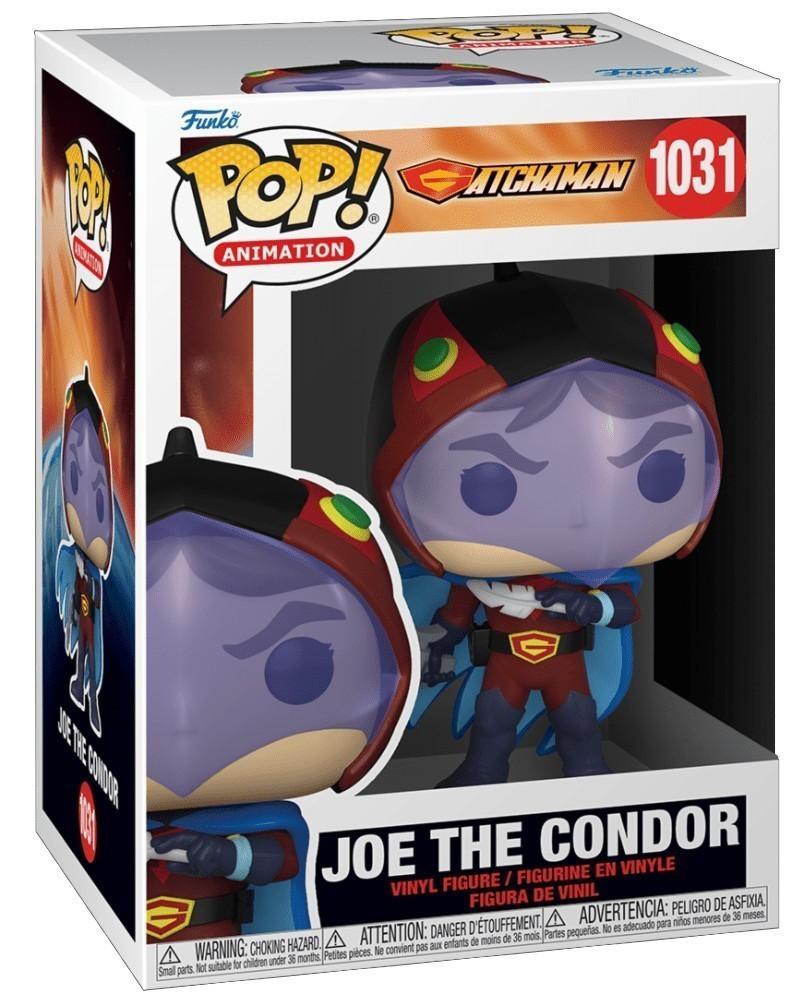 Funko POP Anime - Gatchaman - Joe The Condor