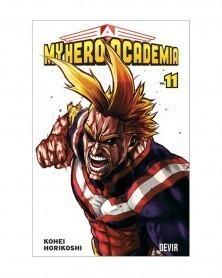 My Hero Academia vol.11 (Ed. Portuguesa)