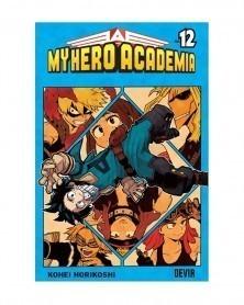 PREORDER! My Hero Academia vol.12 (Ed. Portuguesa)