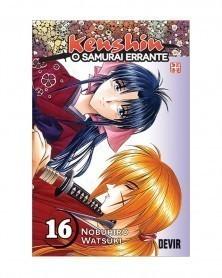 Kenshin, o Samurai Errante Vol.16 (Ed. Portuguesa)