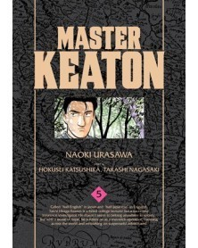 Master Keaton vol.5