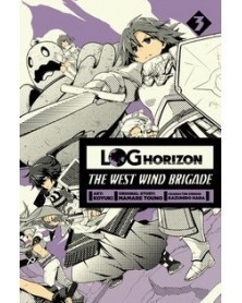 Log Horizon: The West Wind Brigade vol. 03