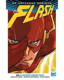 Flash Vol.1: Lightning Strikes Twice TP (Rebirth)
