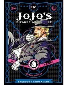 JoJo's Bizarre Adventure: Part 3 - Stardust Crusaders Vol. 02