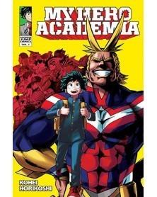My Hero Academia vol.01