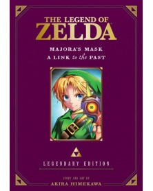 The Legend of Zelda: Majora's Mask / A Link to the Past - Legendary Edition