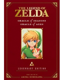 The Legend of Zelda: Oracle of Seasons / Oracle of Ages - Legendary Edition