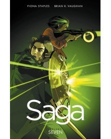 Saga Vol.7 TP
