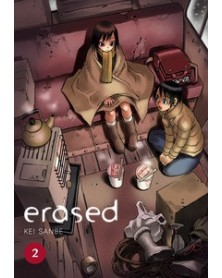 Erased HC vol 02