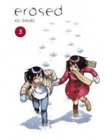 Erased HC vol 03