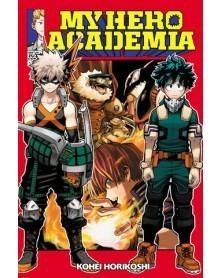 My Hero Academia vol.13