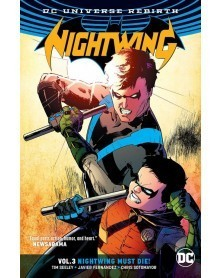 Nightwing Vol. 3: Nightwing Must Die TP (Rebirth)