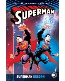 Superman Reborn TP (Rebirth)
