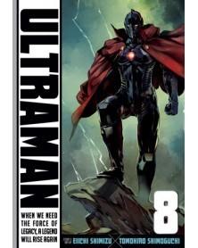 Ultraman vol.08