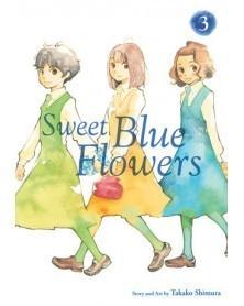 Sweet Blue Flowers Vol.3