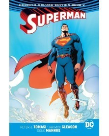 Superman: The Rebirth Deluxe Edition Book Two HC