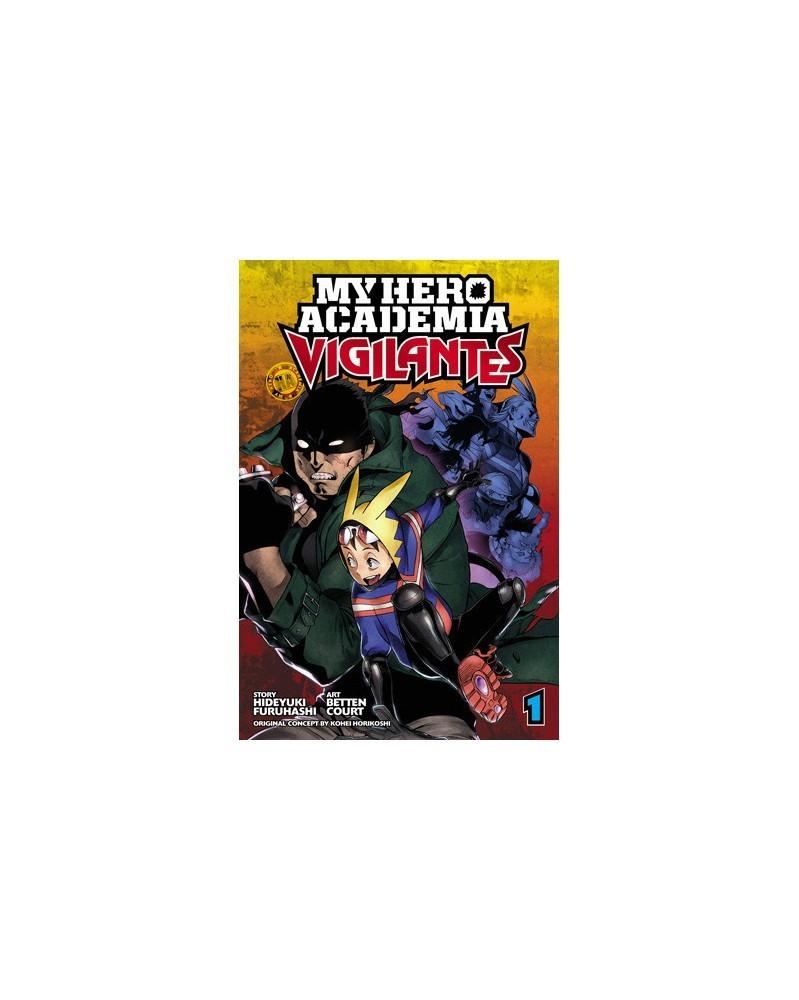 My Hero Academia: Vigilantes Vol.01