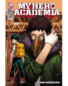 My Hero Academia vol.14